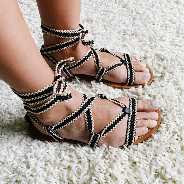 I love being able to snag super cute summer sandals at affordable prices!  I rounded up some adorable sandals and you won't believe the prices!   Midwestern Mama